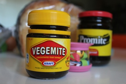 Image result for vegemite vs promite